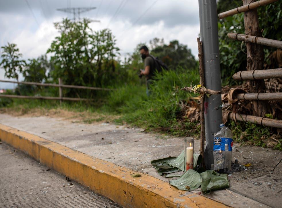 MEXICO-PERIODISTA ASESINADO