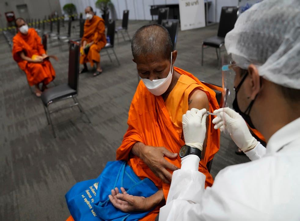Virus Outbreak Thailand