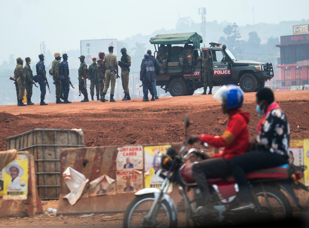 Uganda Civic Groups Suspended