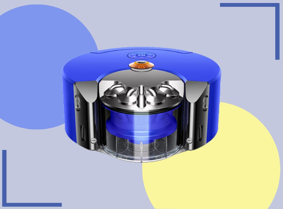 <p>The newest model boasts 20 per cent more suction power than Dyson's other robot vacuum </p>