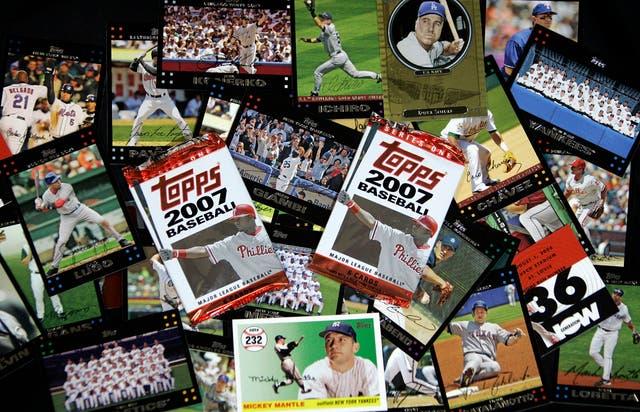 MLB Topps