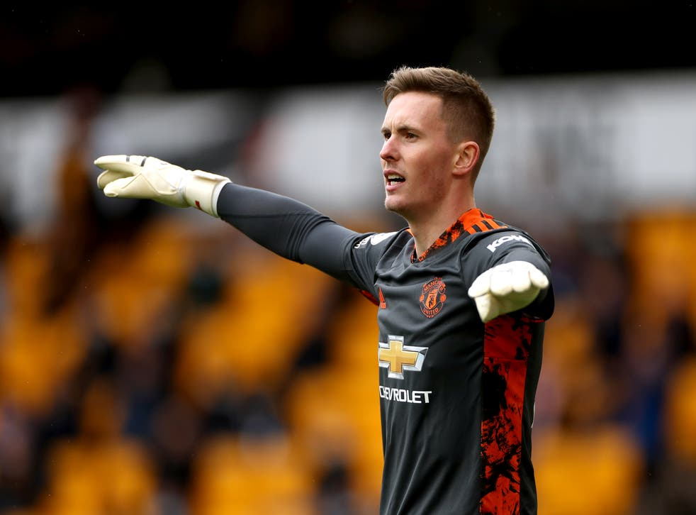 <p>Dean Henderson was United's Premier League goalkeeper by the end of last season (Bradley Collyer/PA)</p>