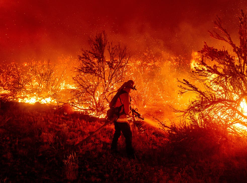 Western Wildfires Long Fires Explainer