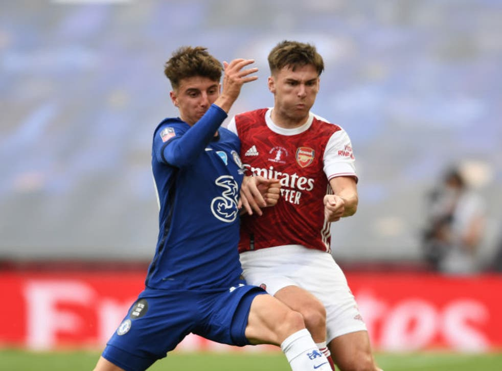 <p>Arsenal and Chelsea meet at the Emirates in a fascinating London derby </p>