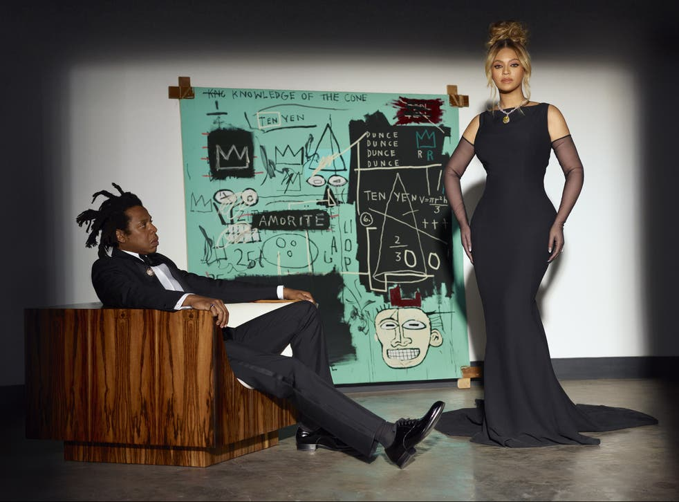 """<p>Jay-Z and Beyonce star in the """"About Love"""" campaign</p>"""