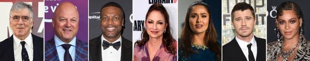 Celebrity Birthdays - Aug. 29-Sept. 4