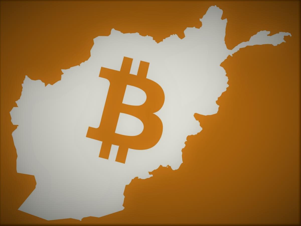 Afganistán  Bitcoin