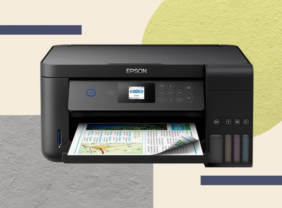 <p>Epson says that by using tanks instead of notoriously expensive cartridges, users can save up to 90 per cent on ink cost</p>