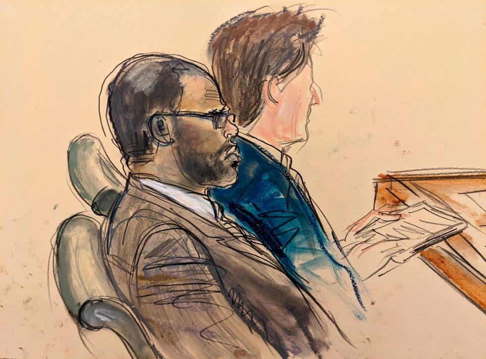R Kelly Trial