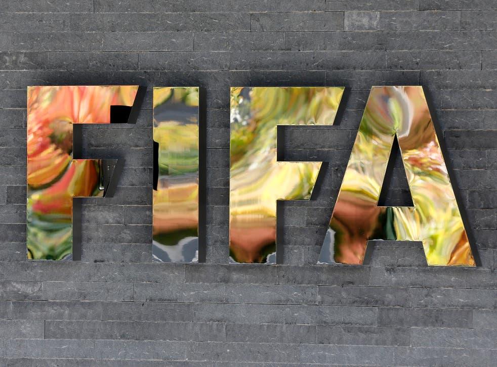 Soccer FIFA Corruption