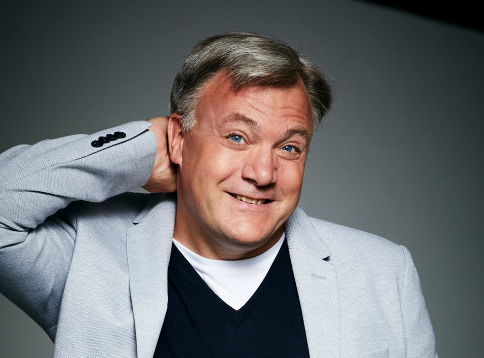 Former Cabinet minister and Strictly star Ed Balls (Nicky Johnson/PA)