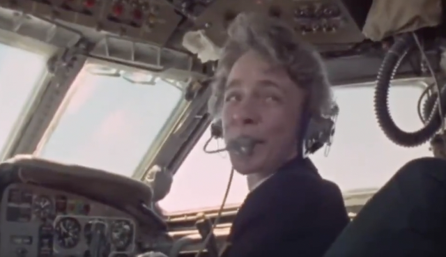 <p>Officer class: Yvonne Sintes, the UK's first female commercial jet pilot</p>