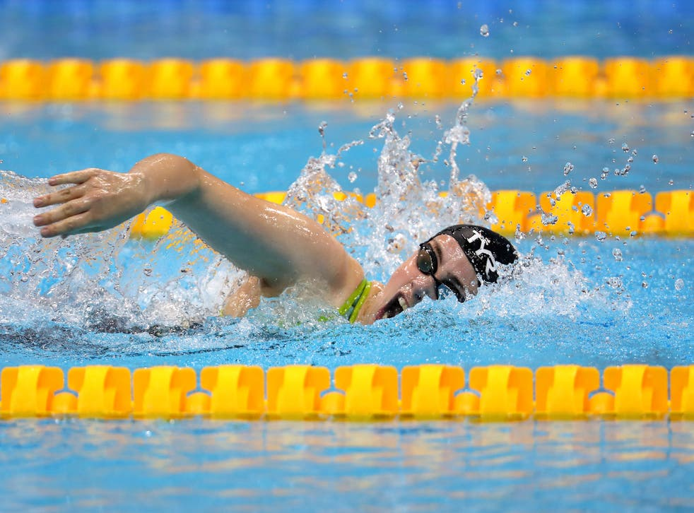 <p>Tully Kearney cannot wait for Tokyo</p>