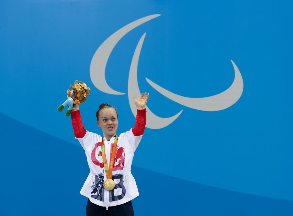 <p>Ellie Simmonds is set for a fourth Paralympics </p>
