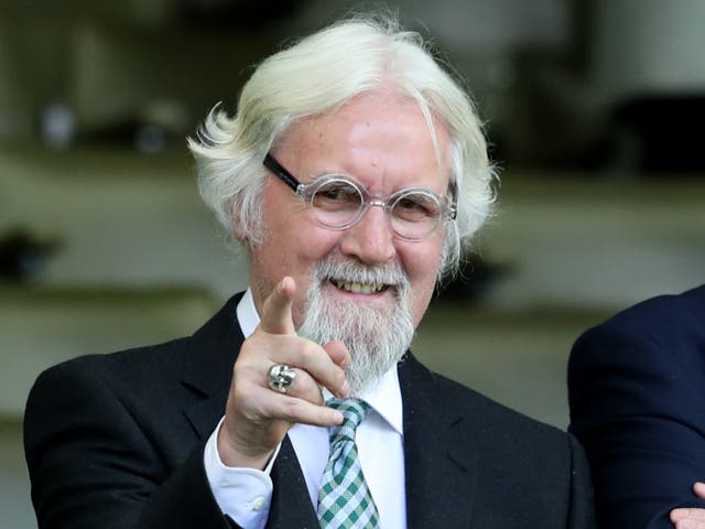 <p>Billy Connolly</p>