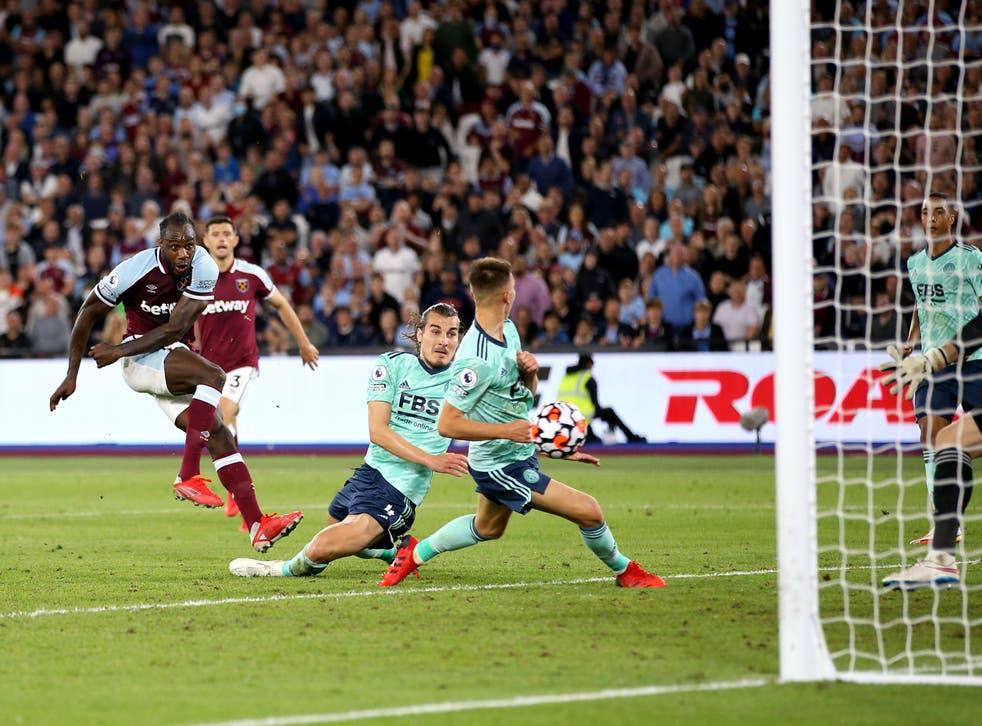 Michail Antonio is West Ham's record Premier League goalscorer (Steven Paston/PA)