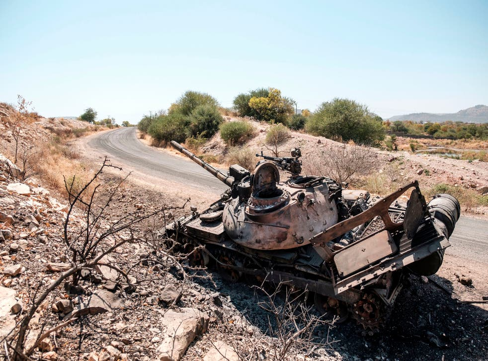 <p>Over two million people have been forced to flee their homes since fighting began last year </p>