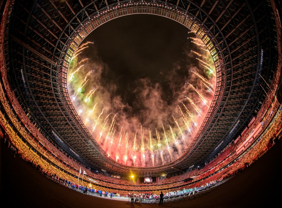 <p>The Tokyo Paralympics opened in style on Tuesday </p>