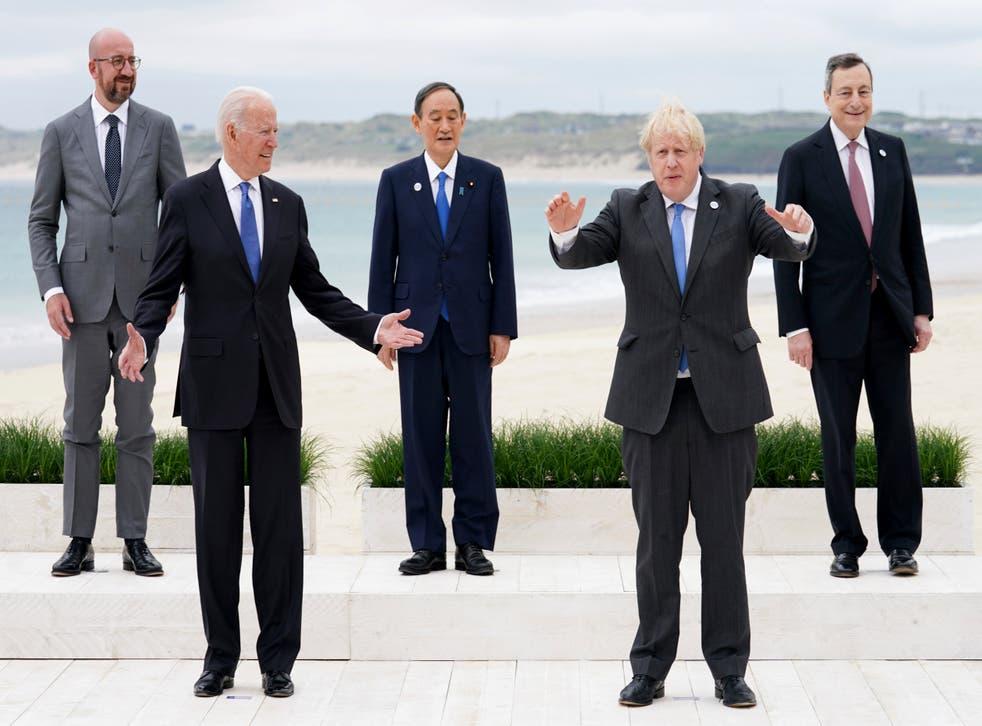 AFGANISTAN-G7-EEUU
