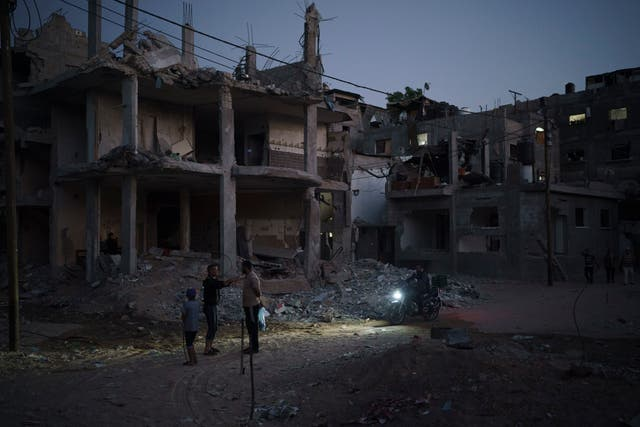 Gaza Toll By The Numbers
