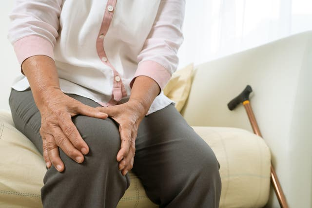 Struggling with joint pain? (Alamy/PA)
