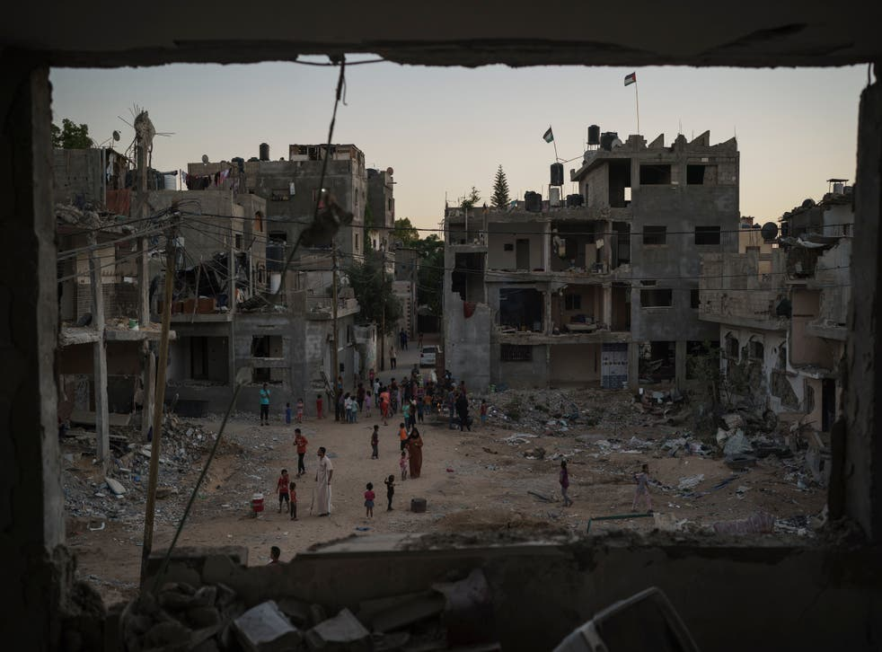 REP-GEN GAZA-GOLPEADOS POR 4 GUERRAS