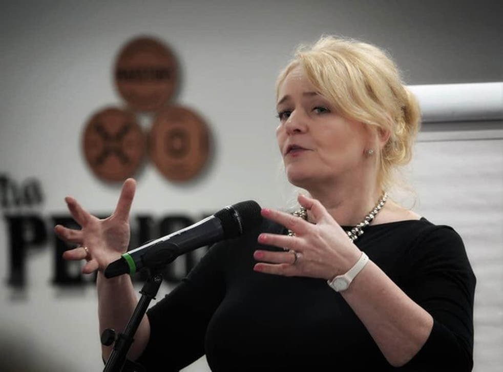 Sharon Graham (Handout/PA)