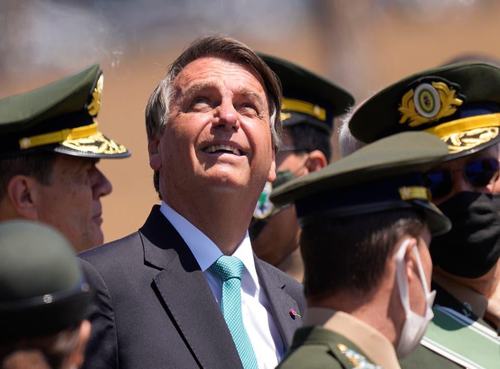 Brazil Soldier Day