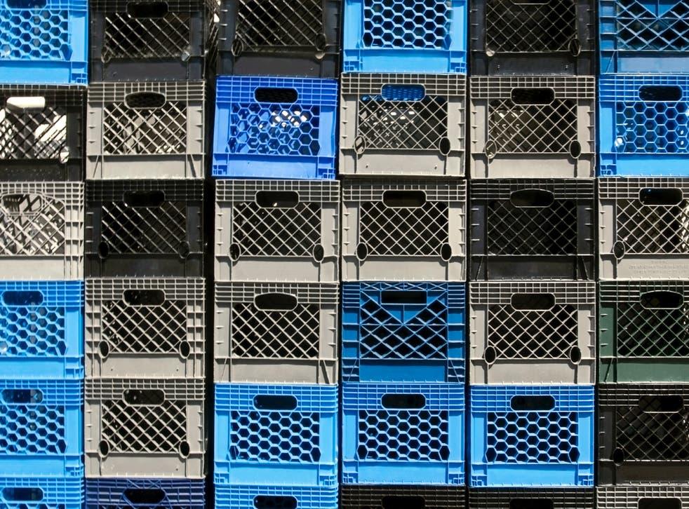 <p>TikTok condemns dangerous milk crate challenge trend</p>