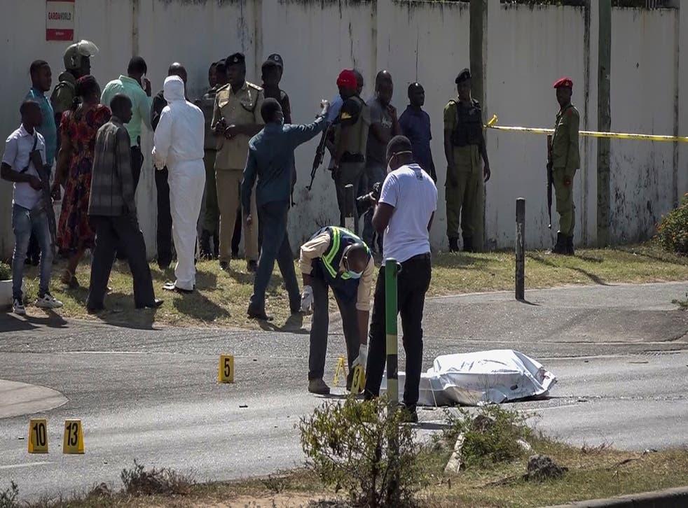 TANZANIA-VIOLENCIA