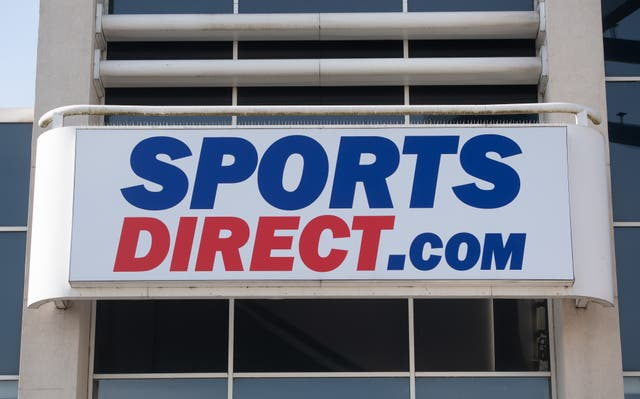The new chief executive of Sports Direct owner Frasers Group could pocket a £100m shares windfall if he meets a 'challenging but achievable' target (Joe Giddens/PA)
