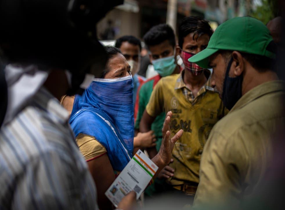INDIA-TRABAJO INFANTIL