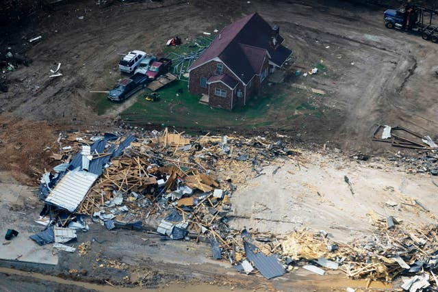 <p>APTOPIX Tennessee Flooding</p>