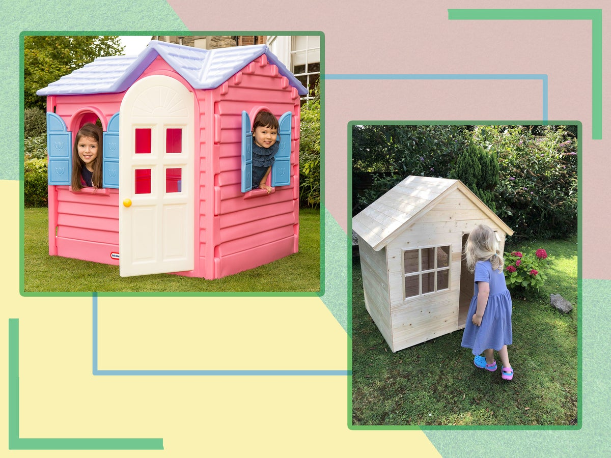 Best Kids Outdoor And Indoor Playhouse, Best Outdoor Playhouse For Toddlers