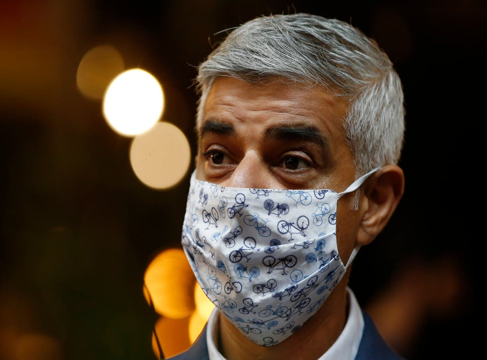 <p>Mr Khan said the event goes 'completely against our values' </p>