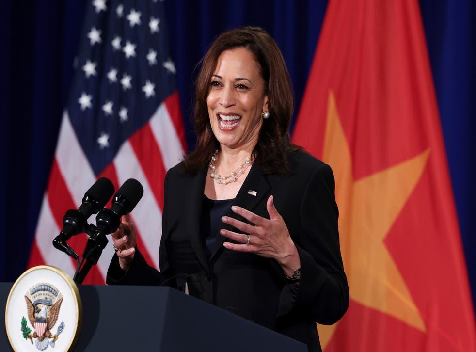 Vietnam US Harris