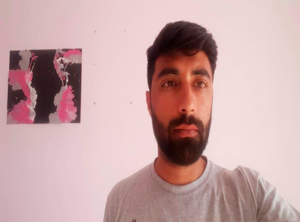 Afghan Refugees Spain Journalist