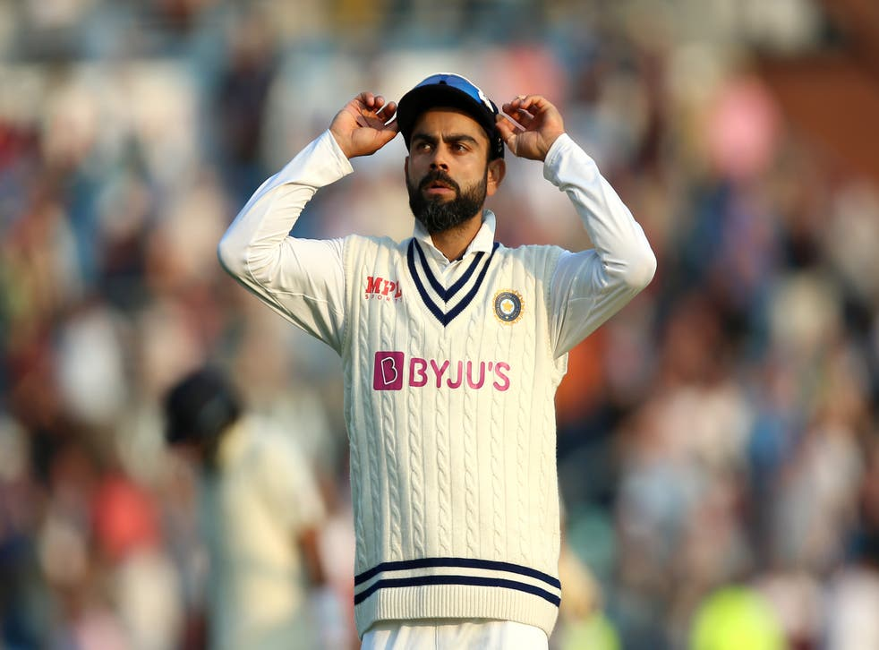 <p>India captain Virat Kohli blamed his side's heavy defeat at Headingley on their 'bizarre' first innings batting collapse (Nigel French/PA Images).</p>