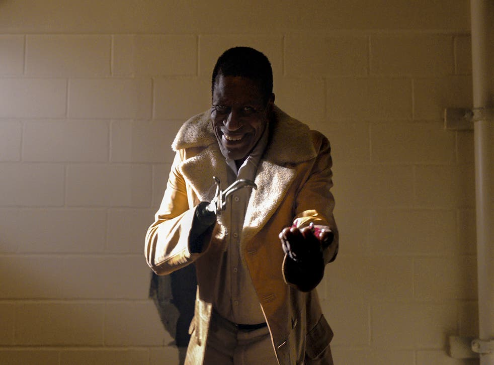 <p>File image: Michael Hargrove as Sherman Fields in a scene from 'Candyman' </p>