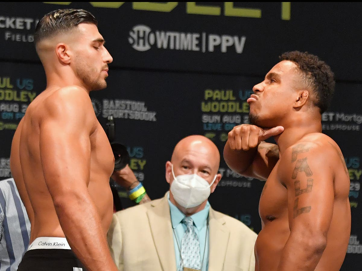 Tommy Fury vs Anthony Taylor LIVE: Result and latest reaction as Love Island star defeats US newcomer - The Independent