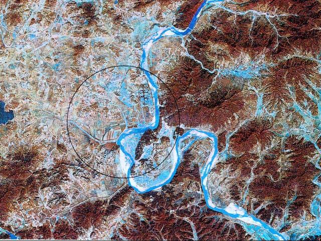 La instalación de Yongbyon ha estado en el corazón del programa nuclear de Corea del Norte durante décadas.