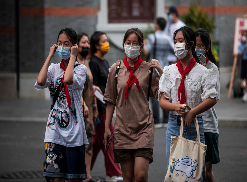 <p>New reforms ban written exams for primary school children in China</p>