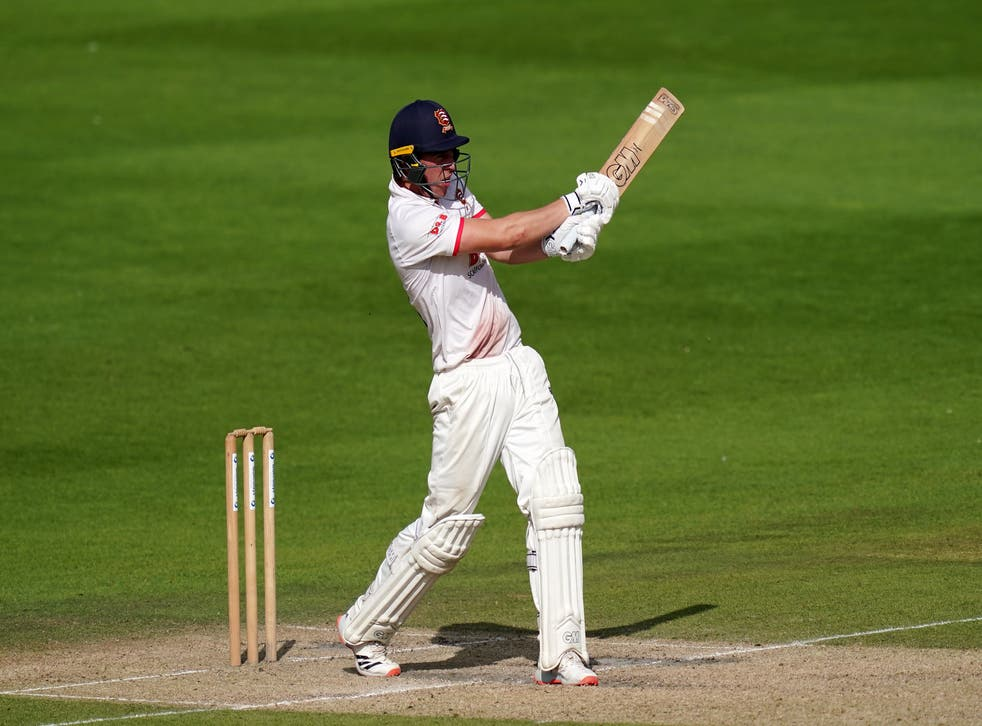Essex's Dan Lawrence got some useful red-ball practice before England duty later this week (John Walton/PA)
