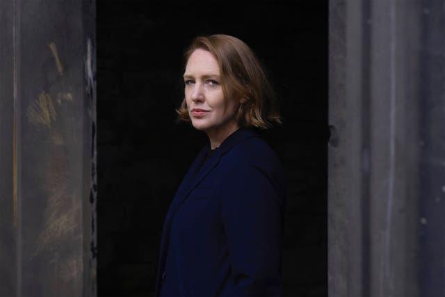 Bestselling novelist Paula Hawkins (Phoebe Grigor/PA)