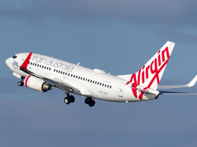 <p>Virgin Australia is proposing a mandatory vaccine policy</p>
