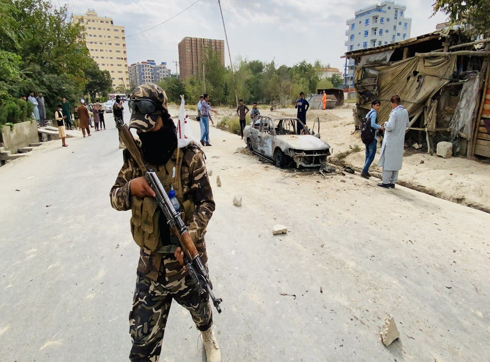 <p>The Afghan LGBT community says they are fearing the worst now the Taliban has returned to power after 20 years </p>