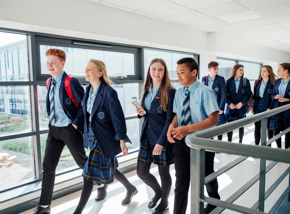 <p>Students in England are set to return to school this week</p>