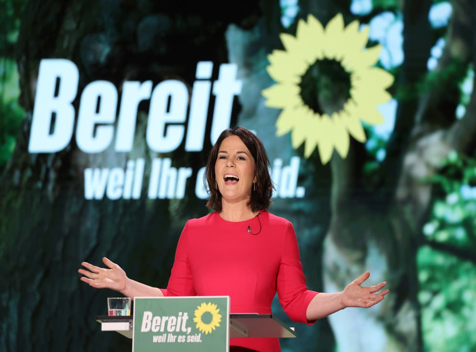 <p> A long election campaign has exposed  Annalena Baerbock's relative inexperience</p>
