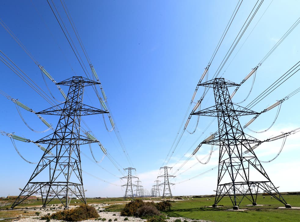 National Grid's £7.8 billion acquisition of Britain's largest electricity distribution business has been cleared by the UK competition watchdog (PA)