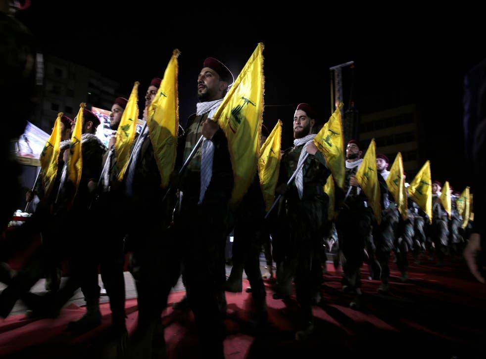 Lebanon Challenging Hezbollah